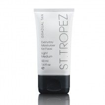 St Tropez Gradual Tan Face Lotion Light Medium 50ml