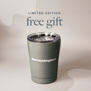 Free Gift: Dermalogica Reusable Coffee Cup