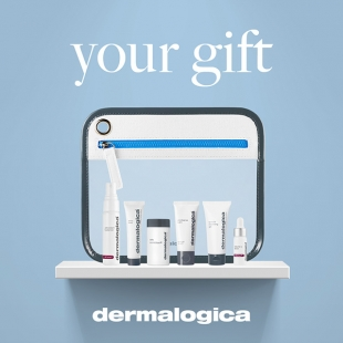 Free Gift: 5 Free Dermalogica Trial Sizes