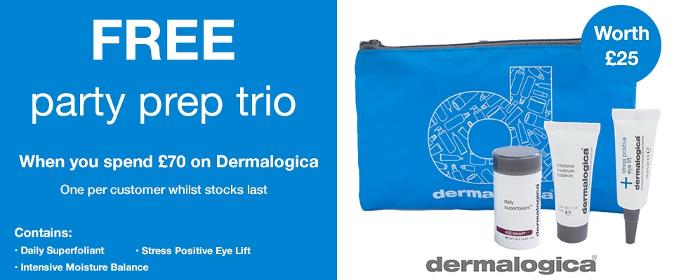 dermalogica free gift