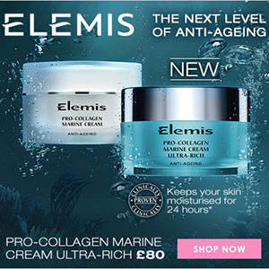 NEW Elemis Pro-Collagen Marine Cream Ultra Rich