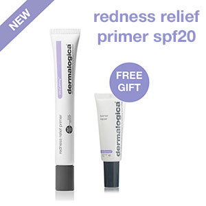New dermalogica redness relief primer spf20